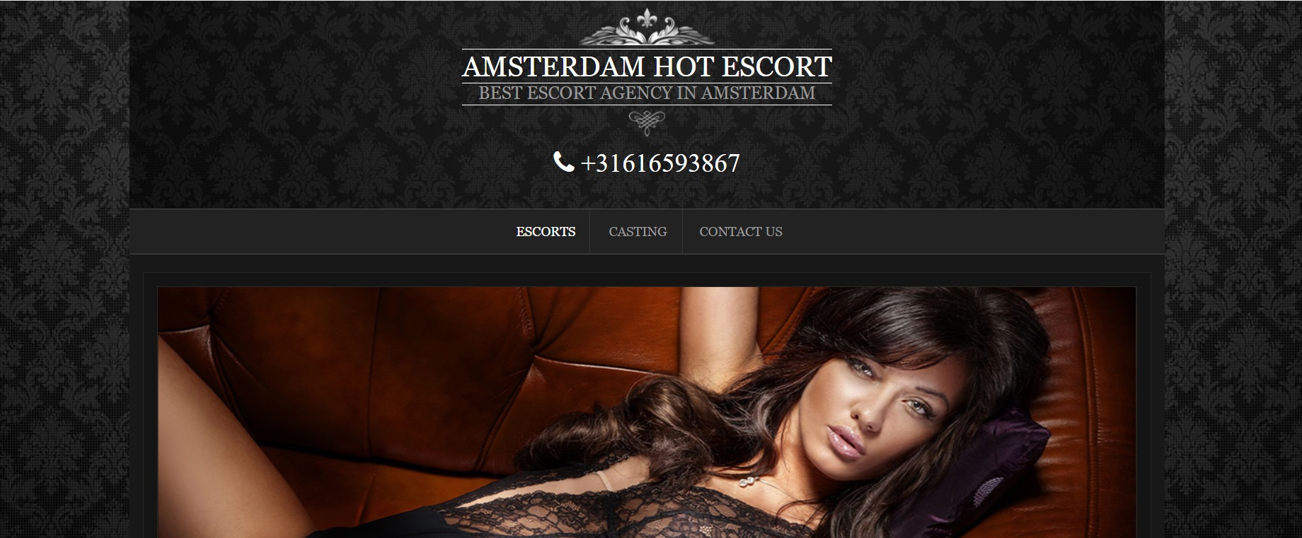 amsterdam hot escort